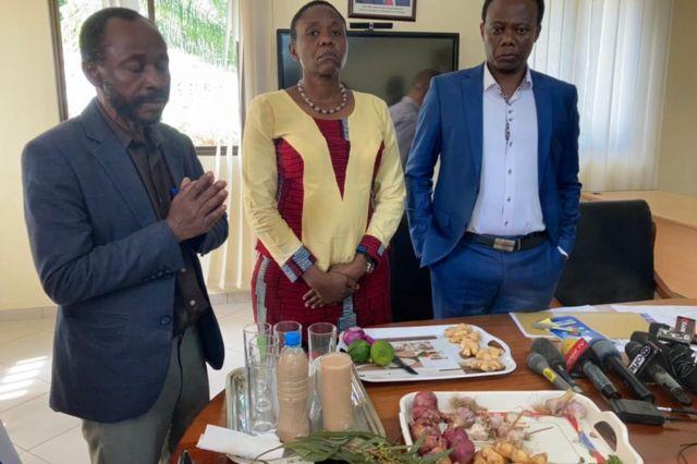 Autoridades da Tanzânia