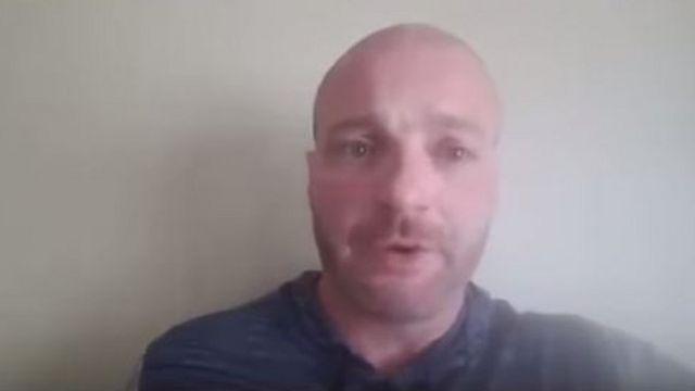 キャントウェル容疑者は、極右集会での行動が「バイス・ニュース」のドキュメンタリーで注目された後、逮捕されてしまうと涙ながらに訴えたビデオをYouTubeに投稿した