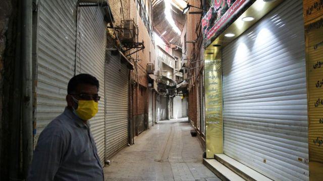 بازار تهران باید دو هفته بسته باشد