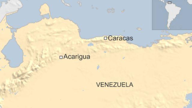 Venezuelan prison clashes leave 29 inmates dead