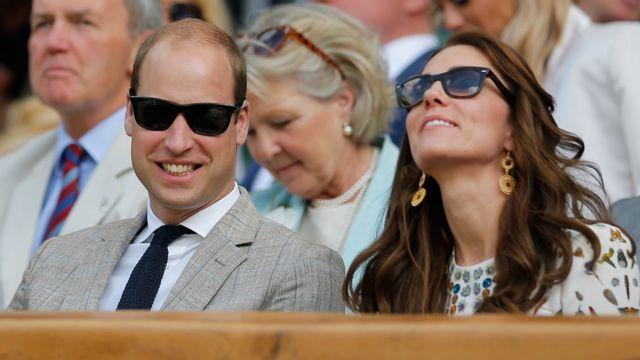 Принц Уильям и Кэтрин