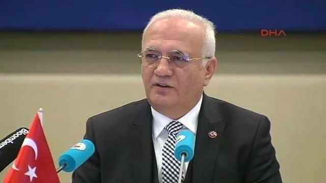 Mustafa Elitaş
