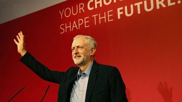 英労働党のコービン新党首、影の内閣を組閣 - BBCニュース