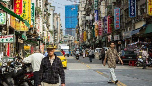 近年来移居台湾的香港人有持续增加的趋势