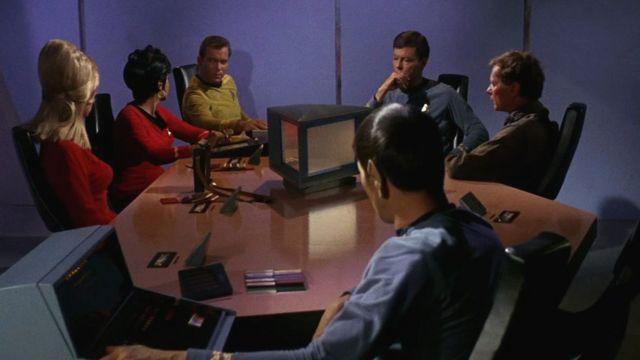 """Computadoras de """"Star Trek"""""""