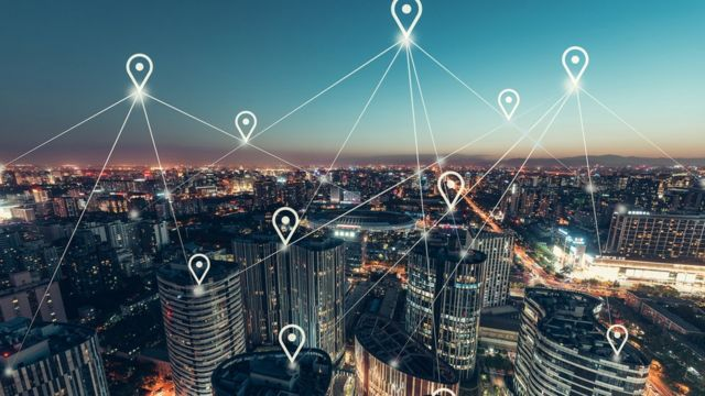 Ciudad conectada
