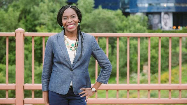 Nigerian won parliamentary seats: Esther Agbaje Campaign pics