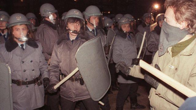 Cảnh sát cộng sản Ba Lan