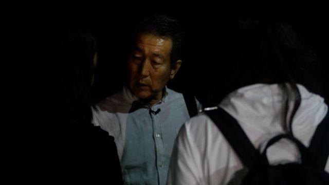 중국 국경을 넘은 후 동남아 국경지역에서 천기원 목사와 처음 만난 미라와 지연