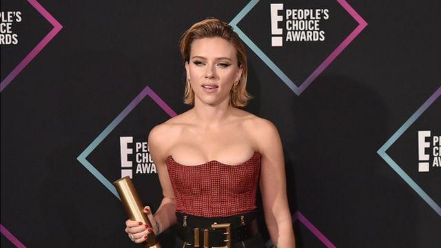 Pelicula porno de scarlett johansson El Mensaje De Scarlett Johansson Ante Los Programas Para Crear Videos Porno Con Caras De Famosas Bbc News Mundo