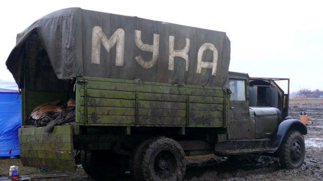 Вантажівка ЗІС-5