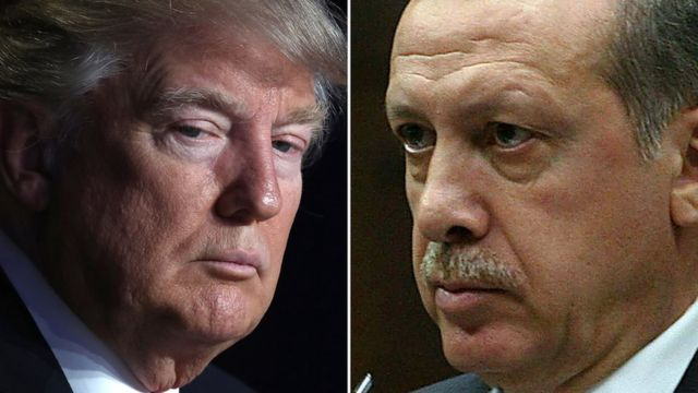 Erdoğan ve Trump
