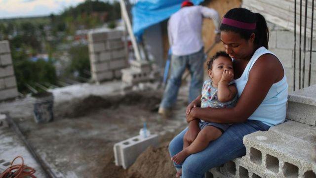 Miles de personas se vieron afectadas por los daños causados en Puerto Rico por el huracán María.