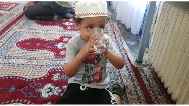 Daa'ima xiqqaa Bakrii