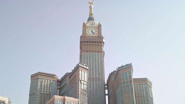 Dhismaha Abraj Al Bait, Maka