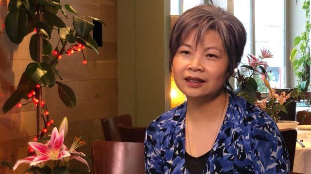 Chị Amie Mui Lee