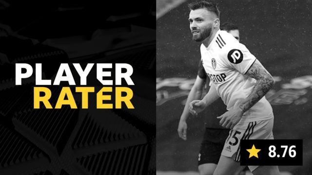 Stuart Dallas Player Rater graphic