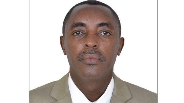 Jean De Dieu Mucyo yigeze kuma minisiri w'ubutabera
