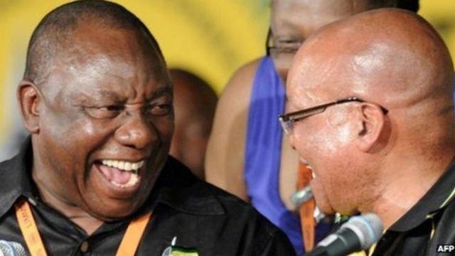 Le président Jacob Zuma nie toute accusation de règlement de comptes contre Pravin Gordhan.