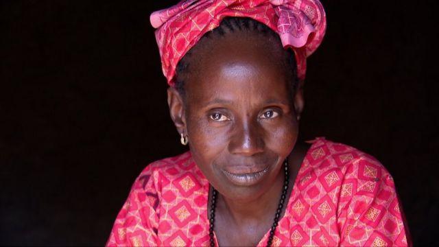 Seyni Mballo a perdu six bébés en couches.
