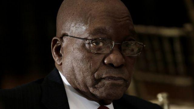 Le groupe de quelques 105 vétérans de l'ANC rencontre aujourd'hui le président Jacob Zuma.