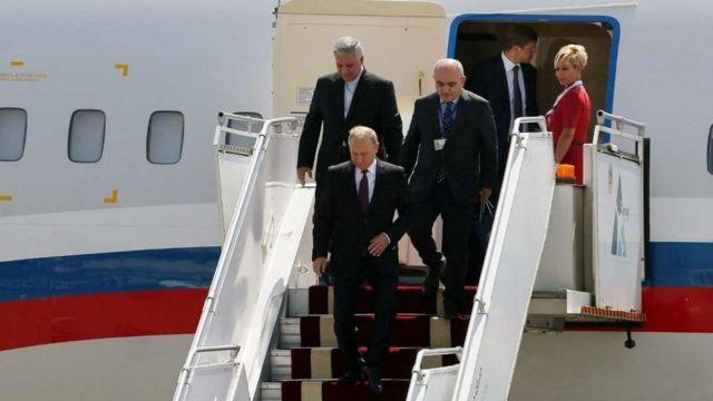 پوتین نتانیاه