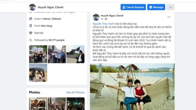 FB Huỳnh Ngọc Chênh