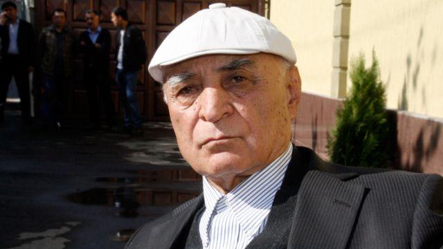 ساربان، نویسنده تاجیک