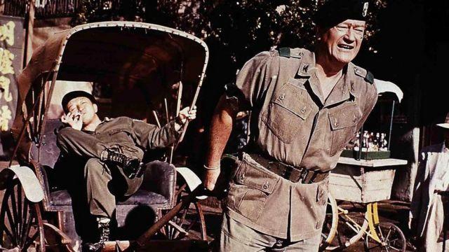 The Green Berets (1968)