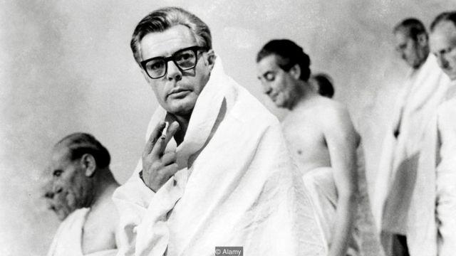 A obra-prima 'Oito e meio' (1963), de Fellini, é um marco para Martin Scorsese, que assiste ao filme uma vez por ano