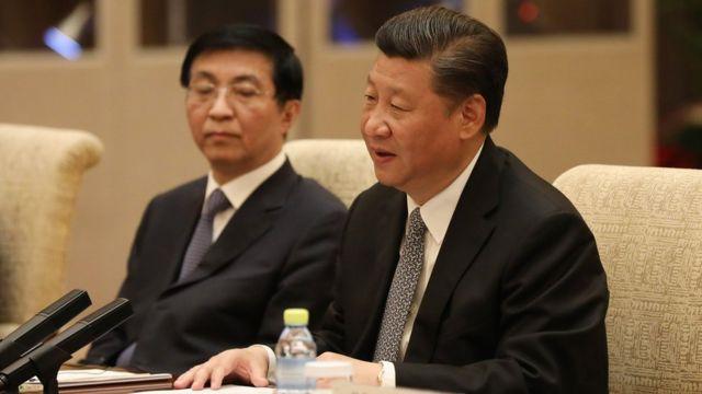 """郭文贵始终坚持他不反民族和国家,不反习近平,只反贪腐和主张以法治国的所谓""""郭七条""""。"""
