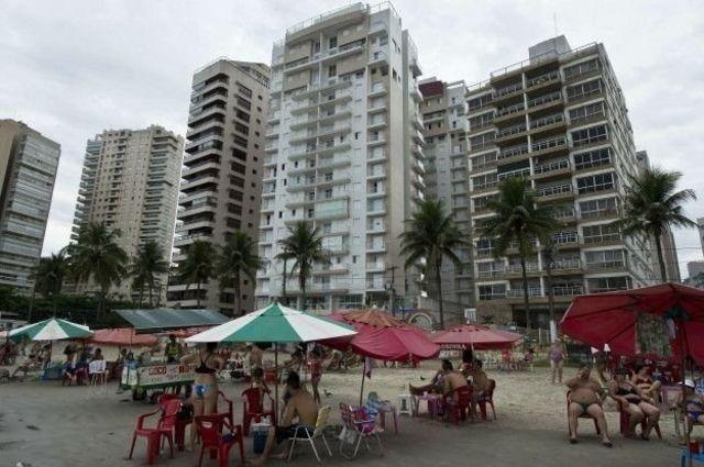 Triplex no Guaruja