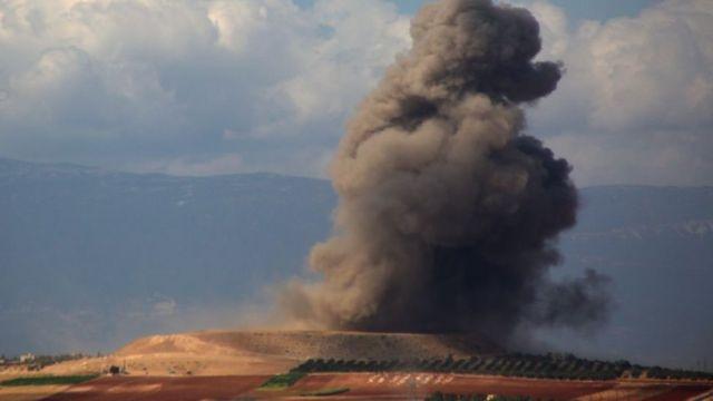 saldırı dumanlar