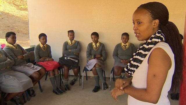 Education centre to combat HIV/Aids near Durban, South Africa