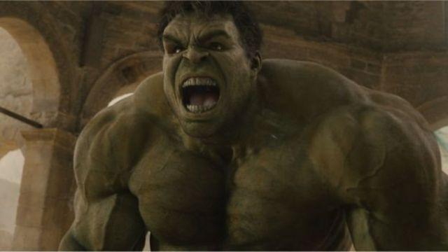 Hulk dey roar?