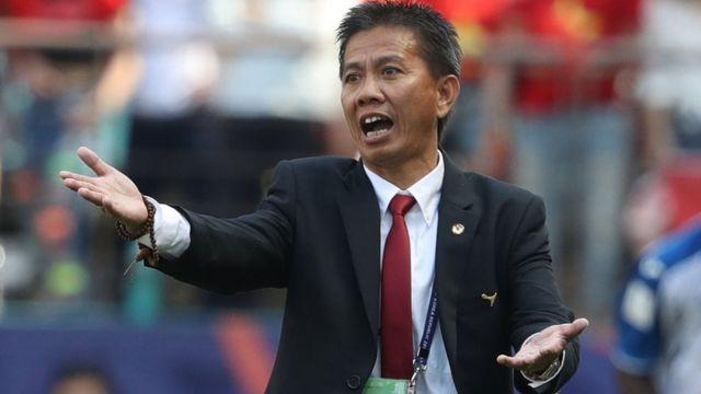 Huấn luyện viên Hoàng Anh Tuấn