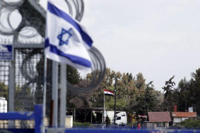 بلندیهای جولان از سال ۱۹۶۷ در اشغال اسرائیل است