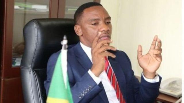 Kamishna wa jimbo la Dar es Salaam Paul Makonda