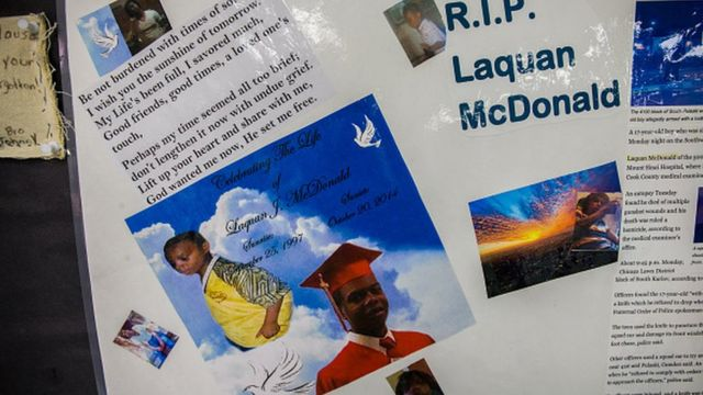 ラクアン・マクドナルドさん追悼のメッセージ