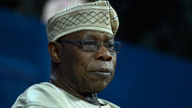 Olusegun Obasanjo bụ onyeisiala Naịjiria ochie