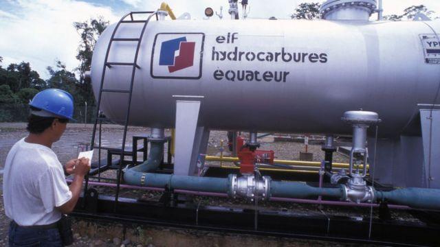 Hidrocarburos de Ecuador