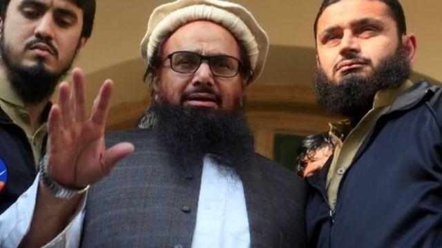 حافظ سعيد، مؤسس تنظيم عسكر طيبة