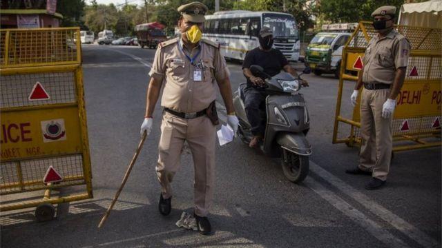 भारत में लॉकडाउन