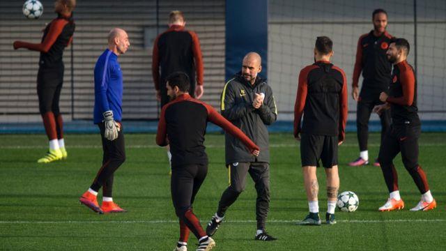 Guardiola, Manchester City,