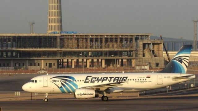 Egypt Air Crash