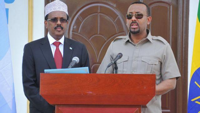 Ministira muummee Itoophiyaa fi Pireezidentii somaaliyaa