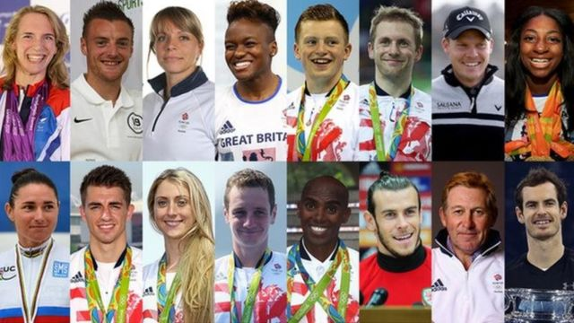 BBC Sports Personality of the Year 2016