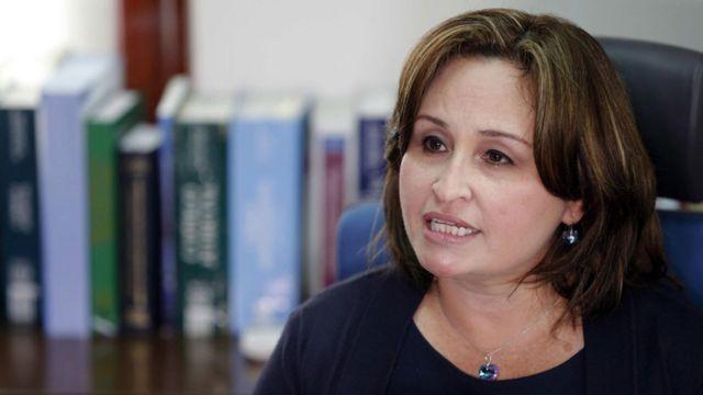 Fiscal general de Panamá, Kenia Porcell