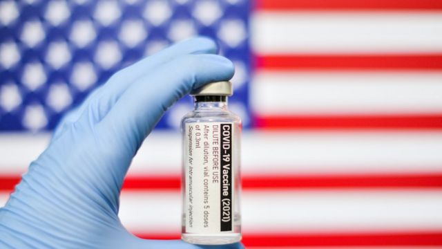 Vacunas en Estados Unidos