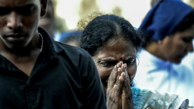 श्रीलंका धमाके